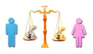 Balance del dinero en la pareja