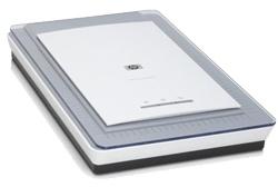 Escáner HP Scanjet G2710: resolución de 2400 x 4800 dpi.
